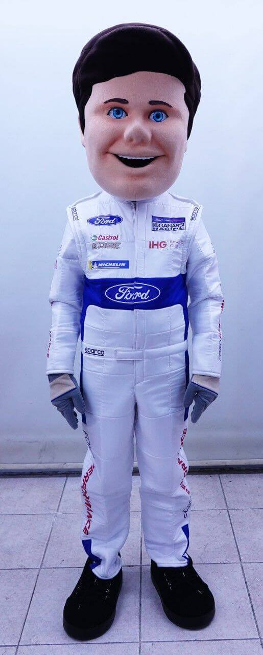 Ford Racing Driver