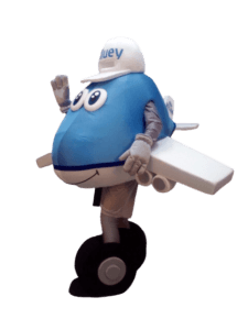 Bluey Mascot side removebg preview