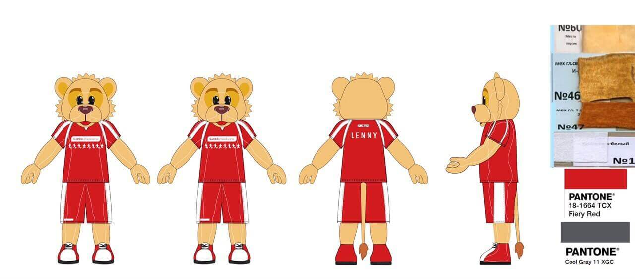 Lenny Lion FINAL