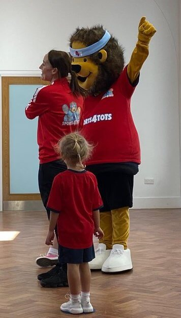 Sports4Tots group